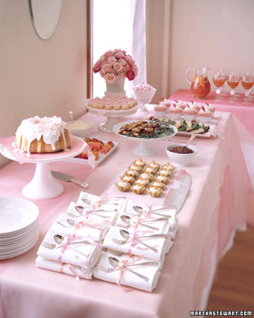 ideas bridal shower themes